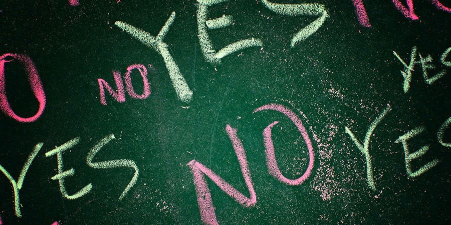 8 Tips for Saying Yes and No